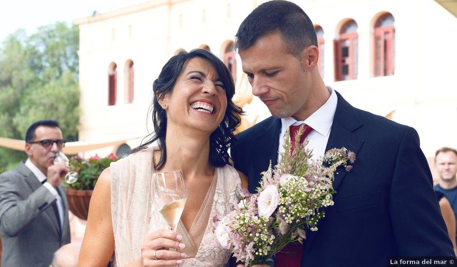 La boda de Xàvi y Montse en Lloret De Mar, Girona