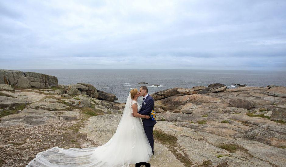 La boda de Martin y Barca en Muxia, A Coruña