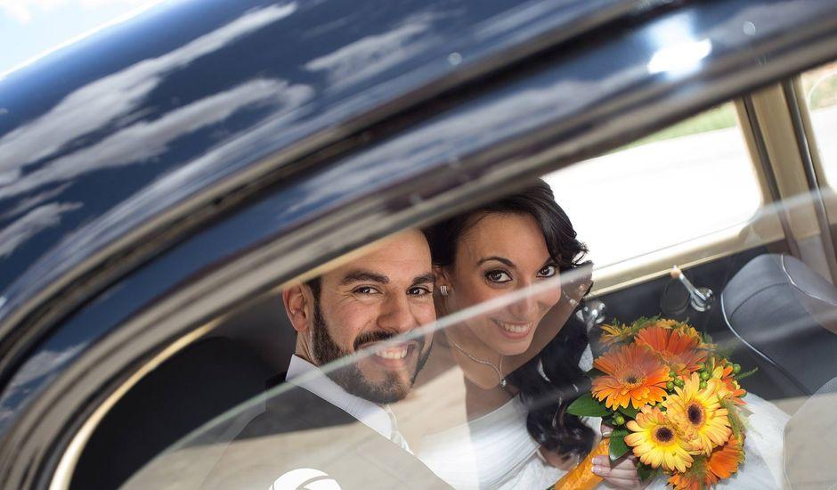 La boda de Esther y David en Illescas, Toledo