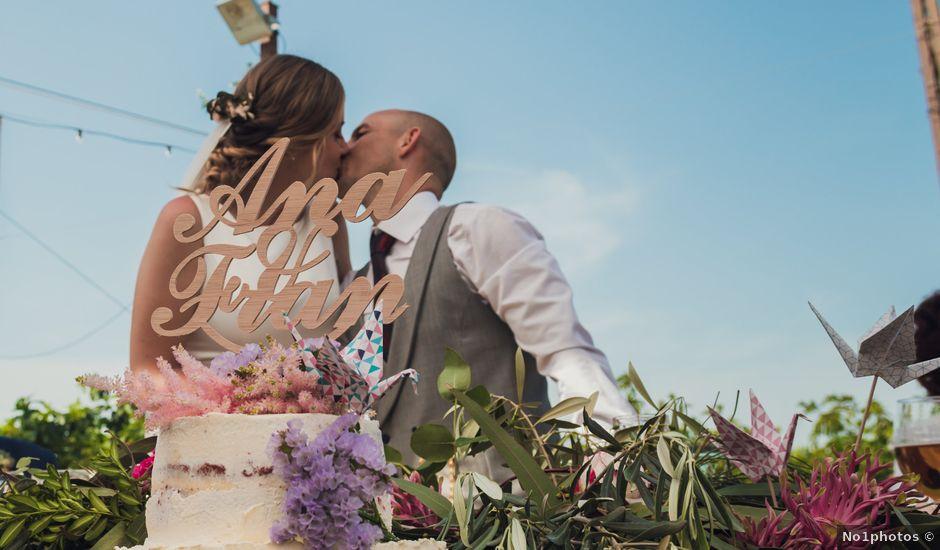 La boda de Fran y Ana en San Juan De Alicante, Alicante