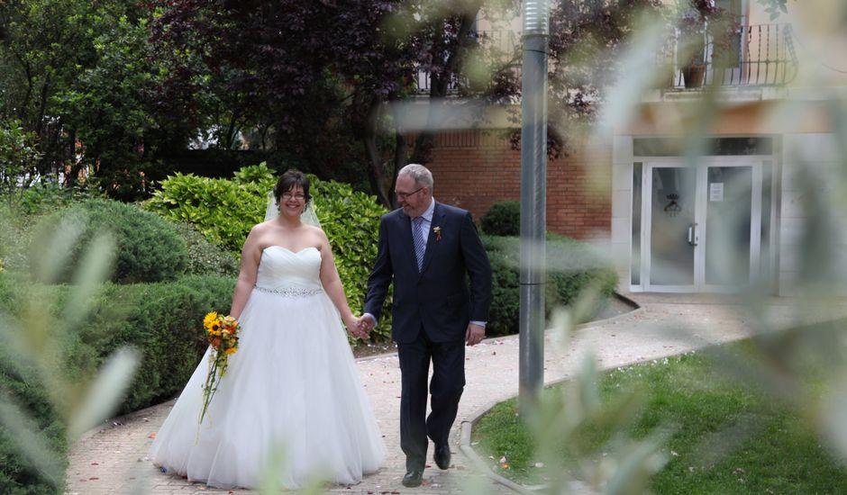 La boda de Erica y Sergi en Ripollet, Barcelona