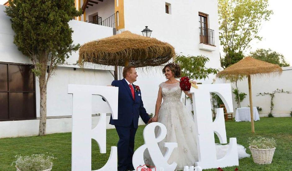 La boda de Emilio y Elizabeth  en Alameda, Málaga