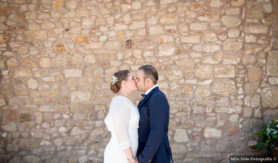 La boda de Miguel y Maria en Mora De Rubielos, Teruel