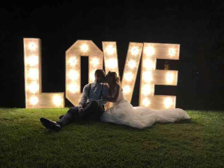 La boda de Jennifer y Jonathan