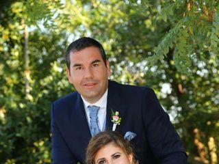 La boda de Iris y Victor 1