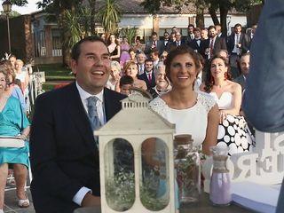 La boda de Iris y Victor