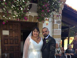 La boda de Izaga y Antonio 1