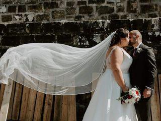 La boda de Izaga y Antonio