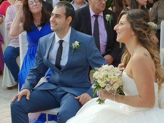 La boda de Soraya y Fran