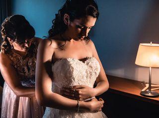 La boda de Veronica y Borja 1