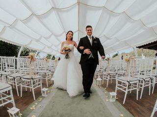 La boda de Veronica y Borja