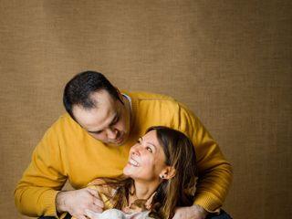 La boda de Ana Vargas y David Ruiz 1