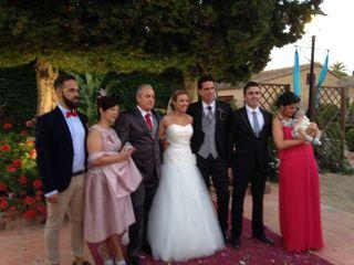 La boda de Elena y Jose Vicente 2