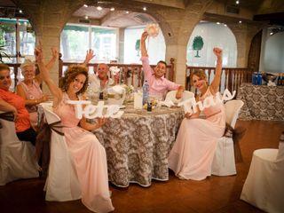 La boda de Thaiis y Tete 2