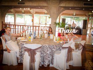 La boda de Thaiis y Tete 3