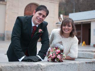 La boda de Alicia y Oliver