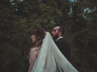La boda de Desi y Chema