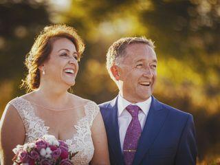 La boda de María José y Graham 1