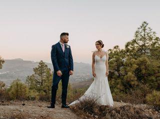 La boda de Elisa y Aaron