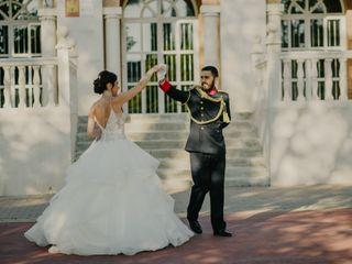 La boda de Marta y Marcos