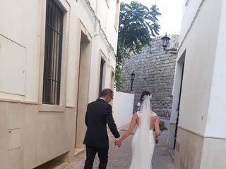 La boda de Elizabeth y Juan Bautista 3