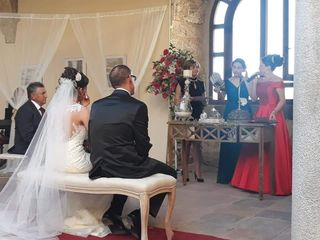 La boda de Elizabeth y Juan Bautista