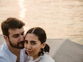 La boda de Franziska y Ole 1