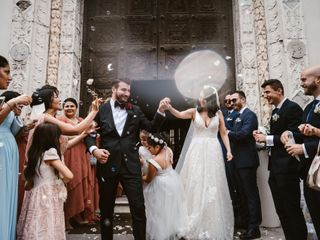 La boda de Franziska y Ole