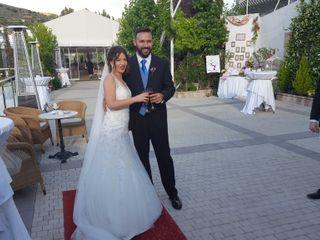 La boda de Virginia y Rafa
