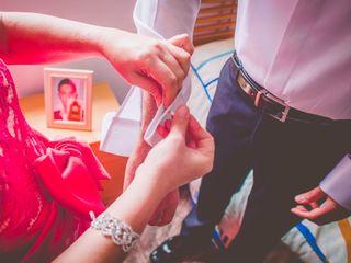 La boda de Saray y Javier 3