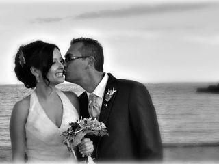 La boda de Ivan y Rosa