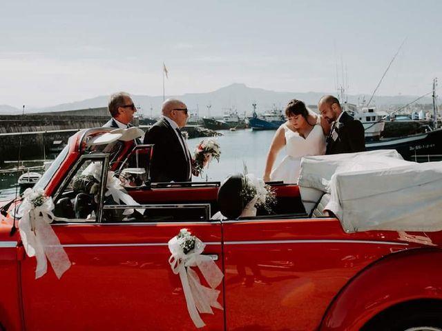La boda de Antonio y Izaga en Hondarribia, Guipúzcoa 1