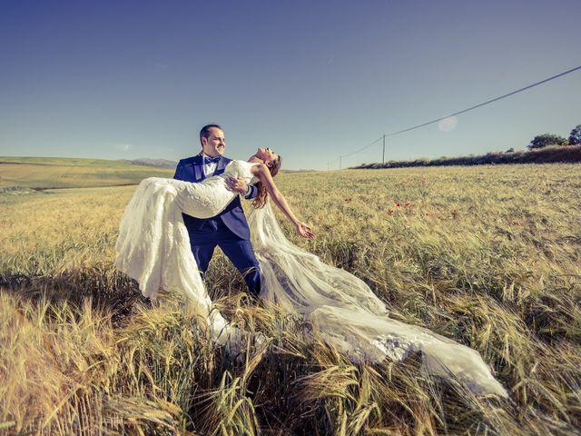 La boda de Ana Vargas y David Ruiz