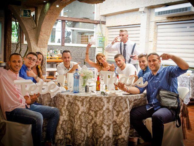 La boda de Tete y Thaiis en Alcover, Tarragona 1