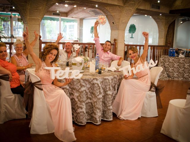 La boda de Tete y Thaiis en Alcover, Tarragona 2