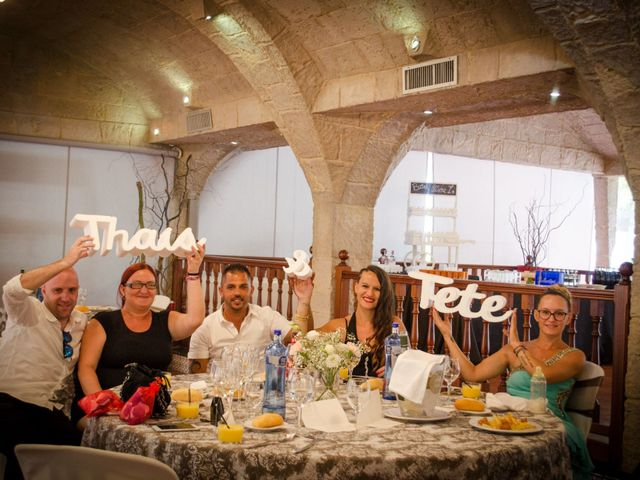 La boda de Tete y Thaiis en Alcover, Tarragona 4