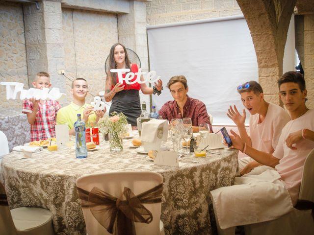 La boda de Tete y Thaiis en Alcover, Tarragona 5