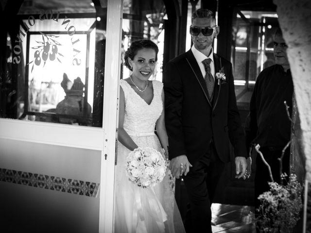 La boda de Tete y Thaiis en Alcover, Tarragona 11
