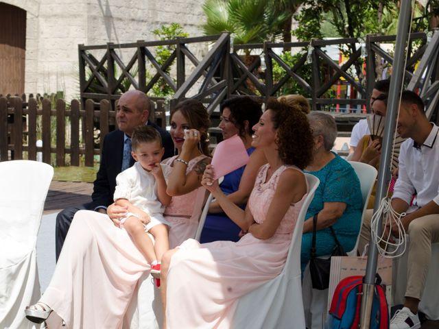 La boda de Tete y Thaiis en Alcover, Tarragona 28