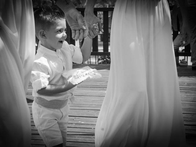 La boda de Tete y Thaiis en Alcover, Tarragona 30