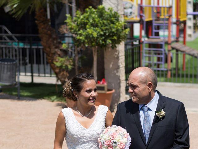 La boda de Tete y Thaiis en Alcover, Tarragona 33