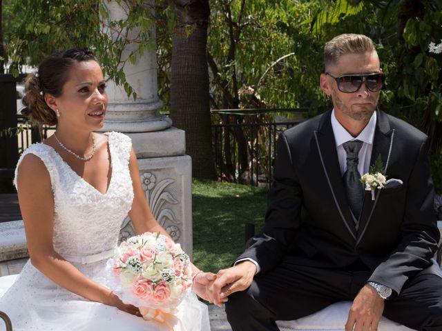 La boda de Tete y Thaiis en Alcover, Tarragona 34