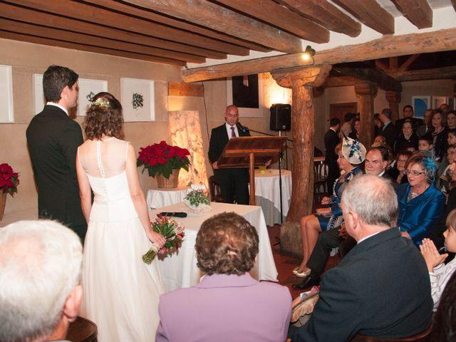 La boda de Oliver y Alicia en Torrecaballeros, Segovia 4