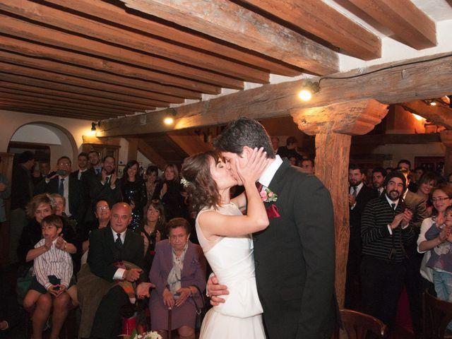 La boda de Oliver y Alicia en Torrecaballeros, Segovia 5