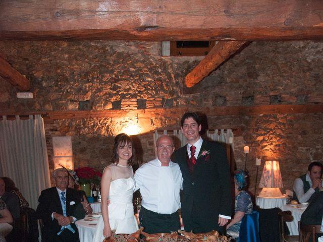 La boda de Oliver y Alicia en Torrecaballeros, Segovia 8