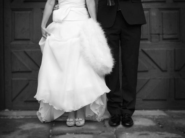 La boda de Oliver y Alicia en Torrecaballeros, Segovia 10