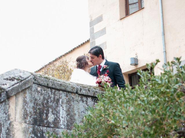 La boda de Oliver y Alicia en Torrecaballeros, Segovia 11