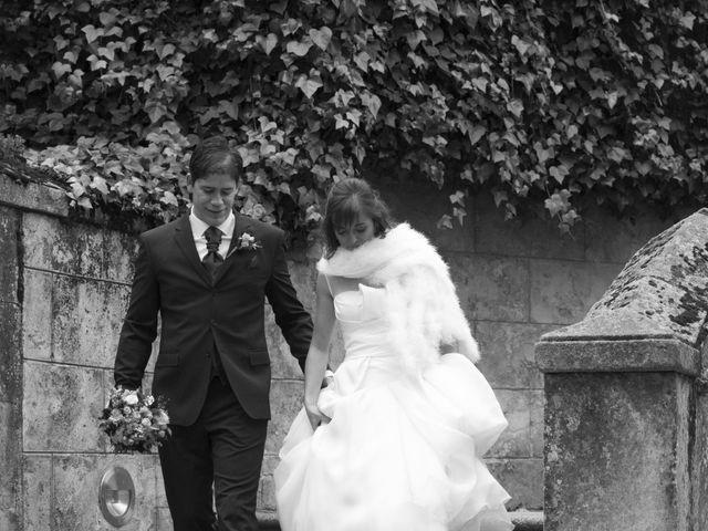 La boda de Oliver y Alicia en Torrecaballeros, Segovia 1