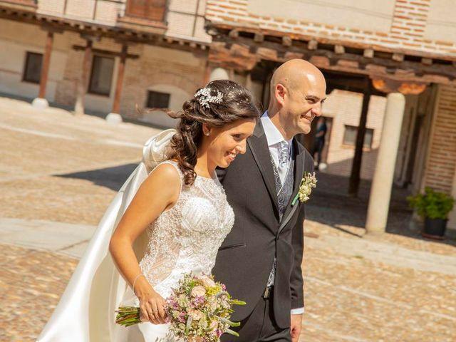 La boda de Raúl y Sandra en Arevalo, Ávila 2
