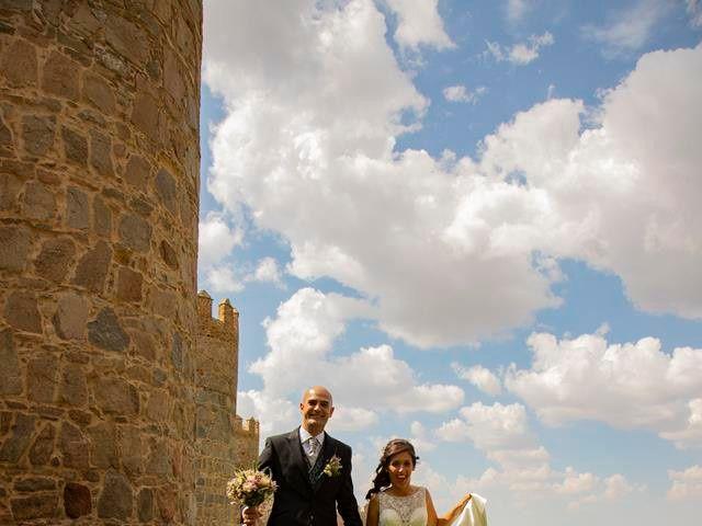 La boda de Raúl y Sandra en Arevalo, Ávila 3